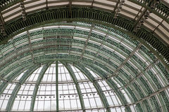 Classic roof. Interior at classic mall Stock Photos
