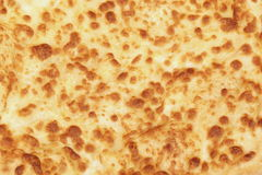 Classic Round Cheese Pie Or Quatrro Formaggi  Pizza, White Isola Stock Photo