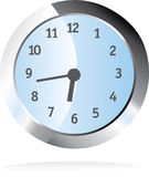 Classic Round Clock Stock Photos