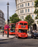 Classic routemaster double decker bus Stock Photography