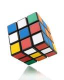 Classic Rubik`s cube Stock Image