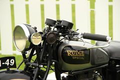 Classic Rudge Special Royalty Free Stock Images