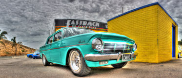 Classic 1960s Australian EH Holden Special Royalty Free Stock Photo