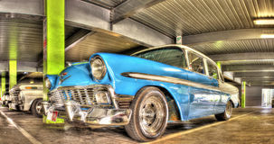Classic 1950s Chevy Stock Images