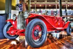 Classic 1920s Italian Alfa Romeo Zagato Stock Image