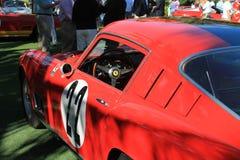 Classic 1950s Italian racecar Royalty Free Stock Photos