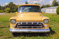 Classic 1950s Pick-Up Truck Stock Image