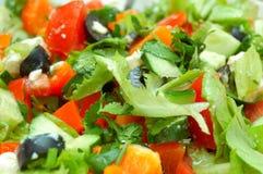Classic salad Stock Photos