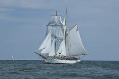 Classic schooner Stock Photography
