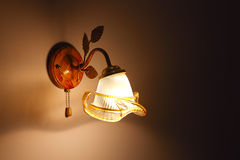 Classic sconce Royalty Free Stock Image