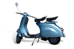 Classic Scooter Lambretta Stock Photography