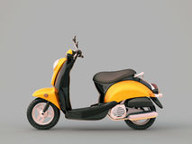 Classic scooter Stock Image