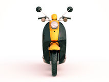 Classic scooter Royalty Free Stock Photography
