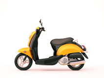 Classic scooter Stock Images
