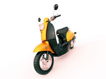 Classic scooter Royalty Free Stock Photos