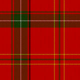 Classic scottish tartan Stock Photos