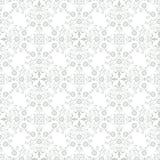 Classic seamless bacground pattern Stock Photos