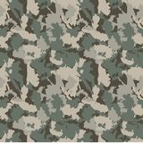 Classic Seamless Military Camouflage Pattern Background Royalty Free Stock Images