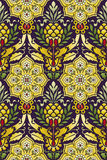 Classic seamless pattern Royalty Free Stock Photo