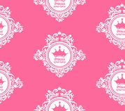 Classic seamless pattern Stock Photo