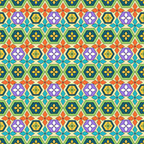 Classic seamless pattern stock photography