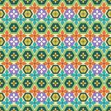 Classic seamless pattern Stock Photography