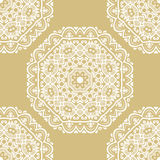 Classic Seamless Vector Pattern Stock Image