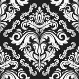 Classic Seamless Vector Pattern Royalty Free Stock Photo
