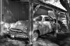 Classic sedan Royalty Free Stock Photography