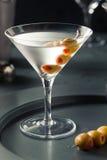 Classic Shaken Dry Vodka Martini Stock Photos