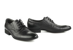 Classic shoes Stock Photos