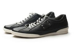 Classic sneakers Stock Image