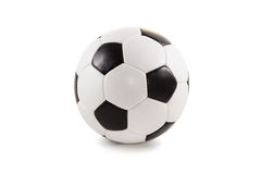 Classic soccer ball Royalty Free Stock Photos