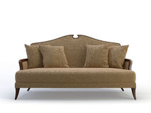 Classic sofa Stock Photography