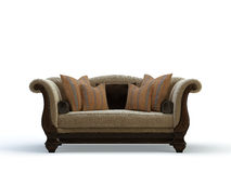 Classic sofa Royalty Free Stock Photos