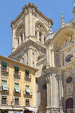 Classic spanish architecture Royalty Free Stock Photos