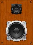Classic speaker Royalty Free Stock Photos