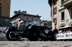 Classic spider at Mille Miglia 2016 Stock Photography
