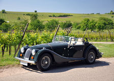 Classic sports car Royalty Free Stock Images