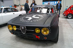 Classic sports car, Alfa Romeo Stock Photography