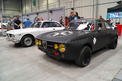 Classic sports car, Alfa Romeo Royalty Free Stock Image