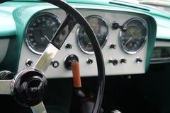 Free Classic Sports Car Interior Dials Royalty Free Stock Photo - 30112065