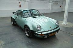 Classic sports car, Porsche 911 Royalty Free Stock Photos