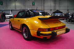 Classic sports car, Porsche 911 Targa Royalty Free Stock Image