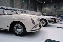 Classic sports cars, Porsche Prototypes Stock Photography