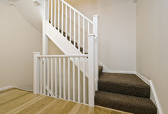 Classic staircase Stock Photo