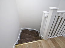 Classic staircase Royalty Free Stock Photo