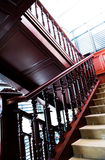 Classic staircase Royalty Free Stock Photography