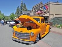 Classic Stepside Pickup Royalty Free Stock Photo