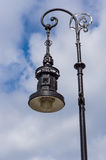 Classic street lamp Royalty Free Stock Images